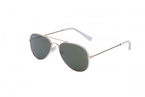 gafas aviador niños doradas