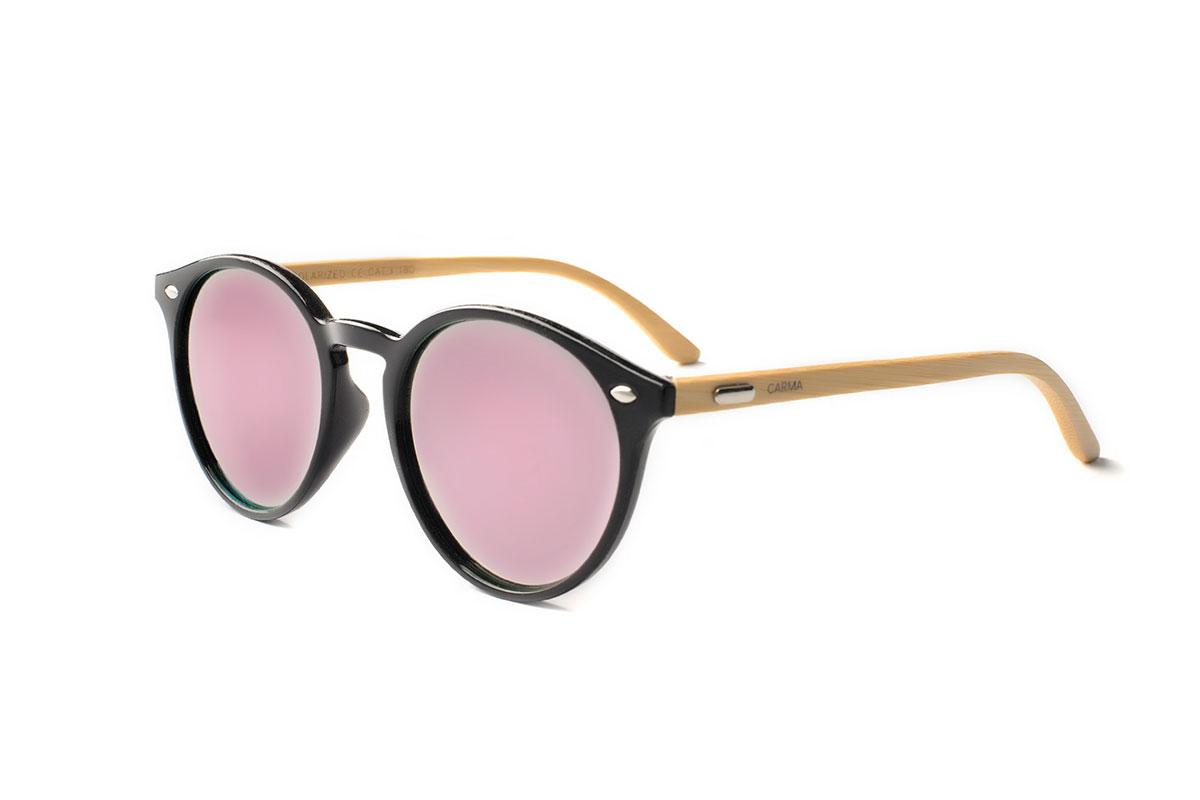 Bambu Round Pink